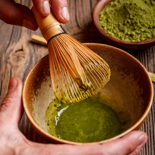Matcha - The preparation is a ritual in itself
