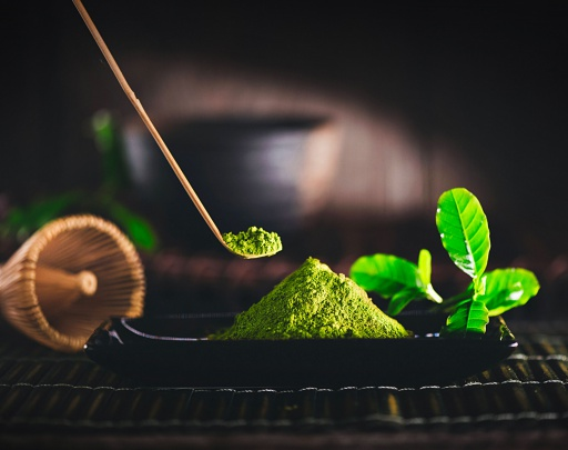 Matcha - the super fast Superfood