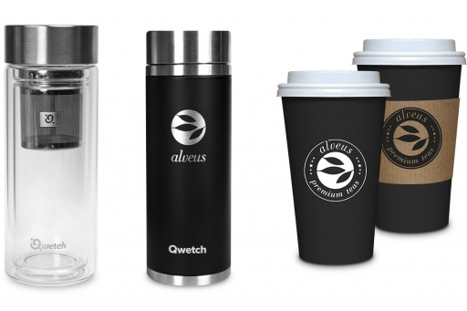 Tea to go - tea bottles and tea mugs to take away practical, stylish and for every taste.